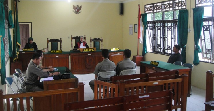 SIDANG TIPIRING PKL PASAR SUBUH BAUNTUNG
